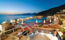 Blue Marine Resort and Spa in Agios Nikolaos